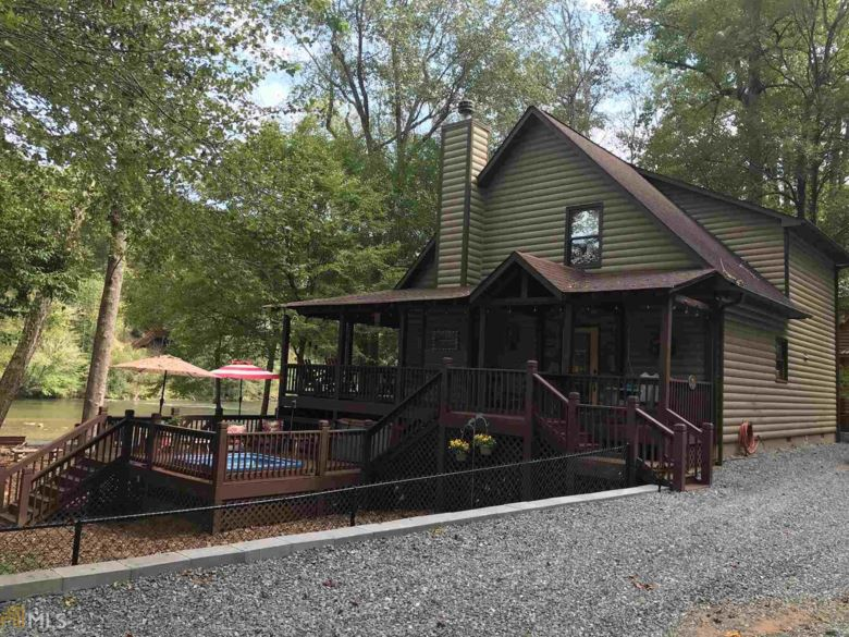 301 Riveredge Ln, Ellijay, GA 30540