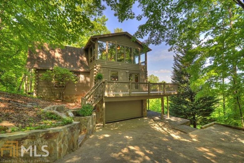 747 Walnut Mountain Rd, Ellijay, GA 30536