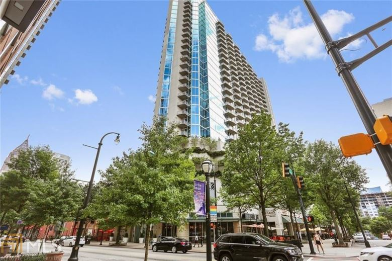 860 Peachtree St Unit 1712, Atlanta, GA 30308