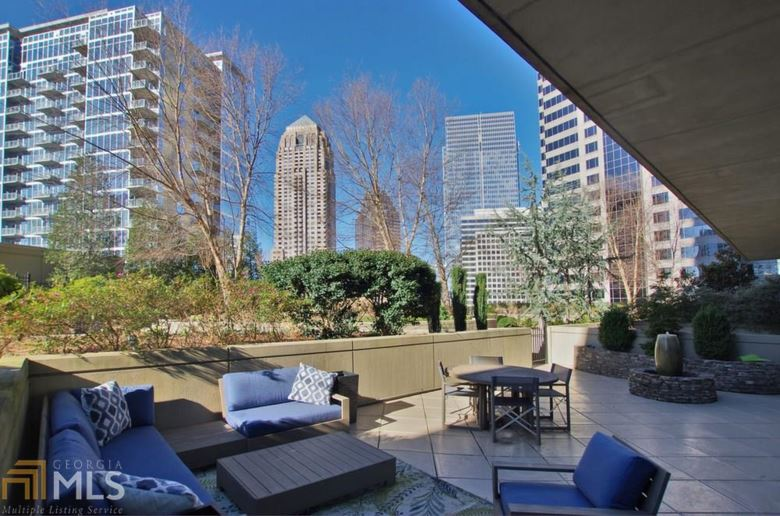 1080 Peachtree St Unit 812, Atlanta, GA 30309