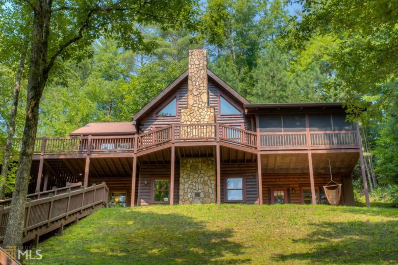 691 Walker Ridge, Ellijay, GA 30540