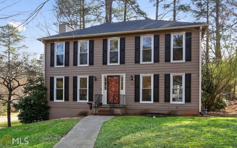 645 Cranberry Pl, Roswell, GA 30076
