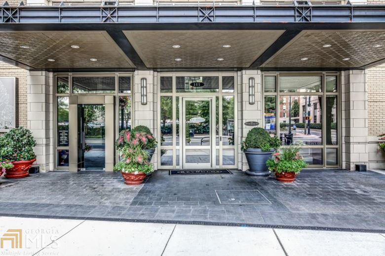 565 Peachtree St Unit #1105, Atlanta, GA 30308