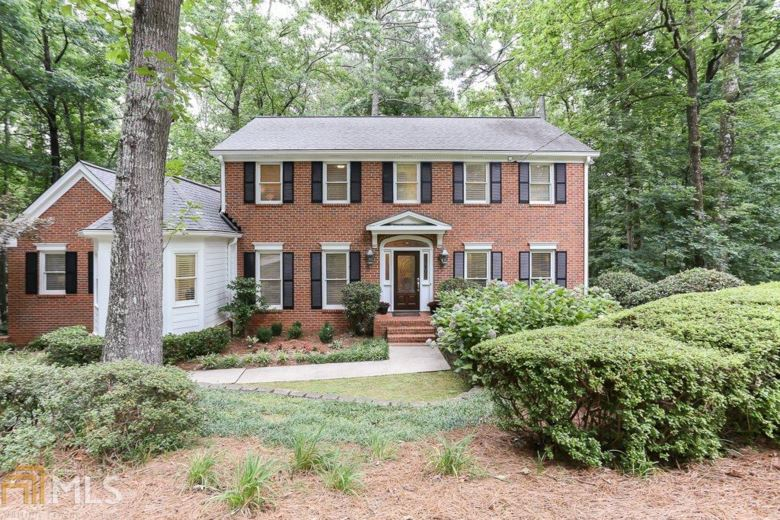 770 Overhill, Sandy Springs, GA 30328