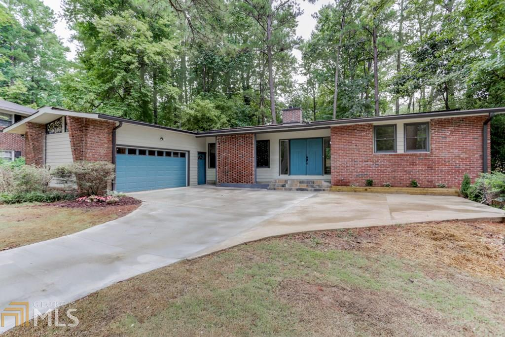 4469 Huntington Cir, Dunwoody, GA 30338