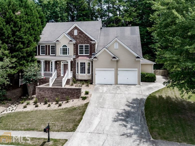 422 Old Deerfield Ln, Woodstock, GA 30189