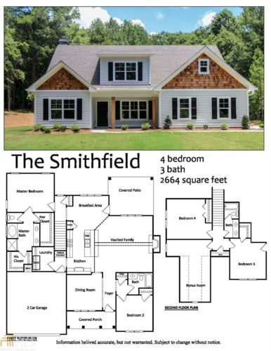 0 Hill St Lot 34, Senoia, GA 30263