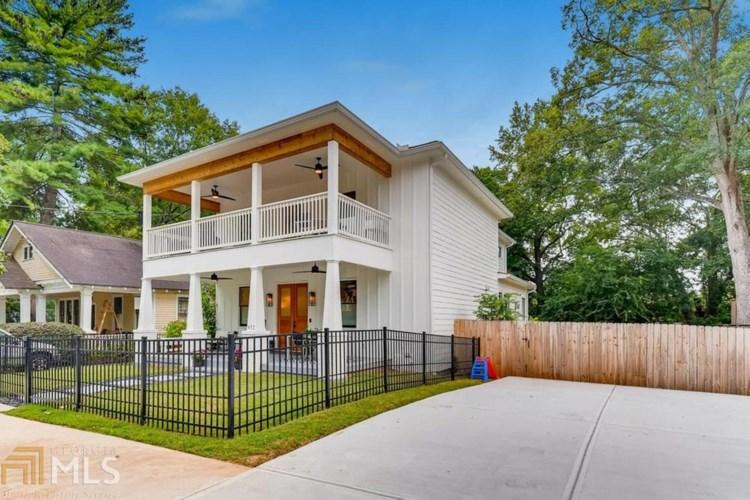 452 Clifton Rd, Atlanta, GA 30307