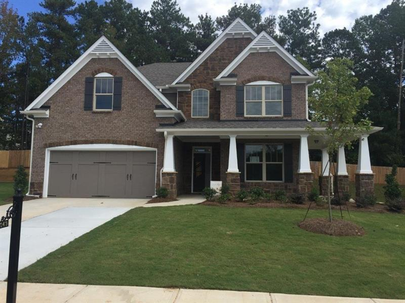 1486 Halletts Peak Place, Lawrenceville, GA 30044