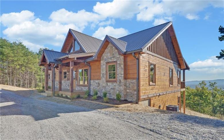 1695 Talona Mountain Road, Ellijay, GA 30540