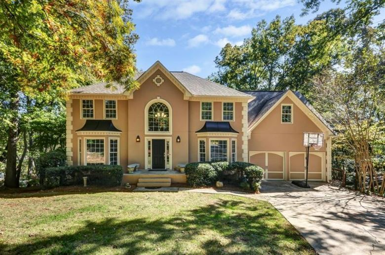 210 Riding Trail Court, Roswell, GA 30075