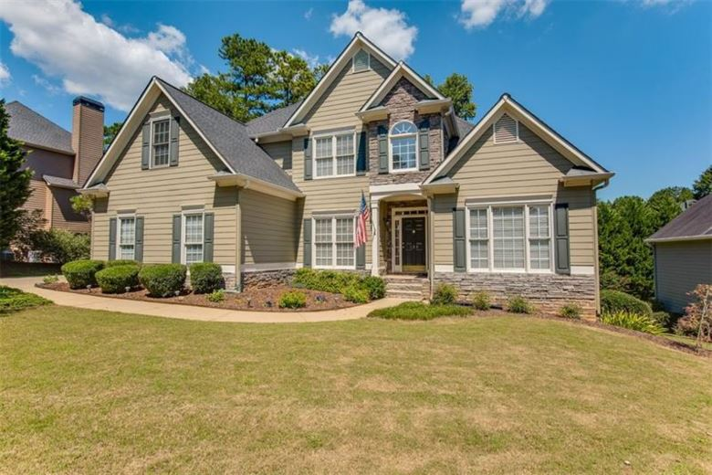 134 Misty Valley Drive, Canton, GA 30114