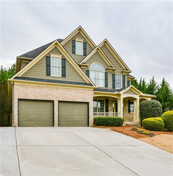 161 W Gold Mill Place NW, Canton, GA 30114