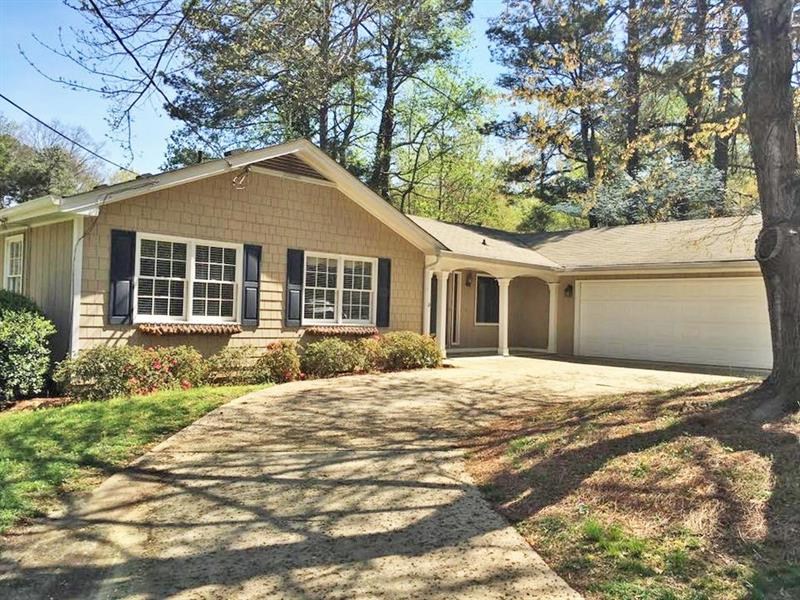 2875 Indian Trail Drive, Tucker, GA 30084