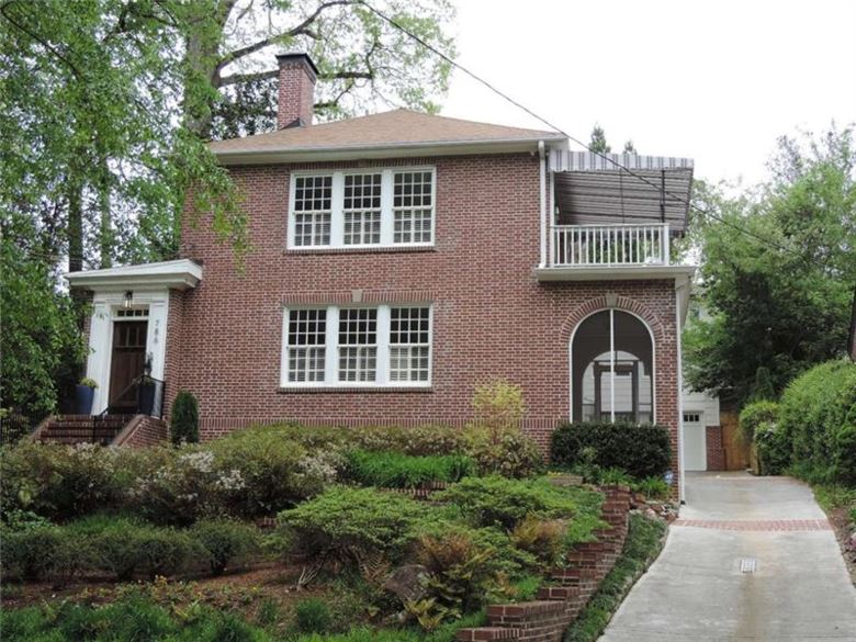 786 Brookridge Drive NE Unit # NE, Atlanta, GA 30306