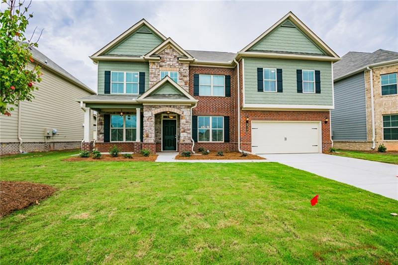 3716 Oak Farm Way, Loganville, GA 30052
