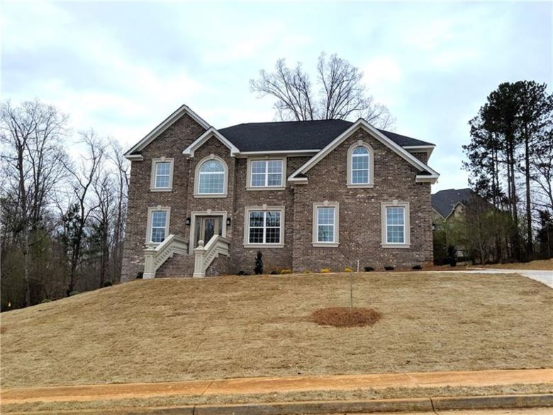 3318 Branch Valley Trail, Conyers, GA 30094