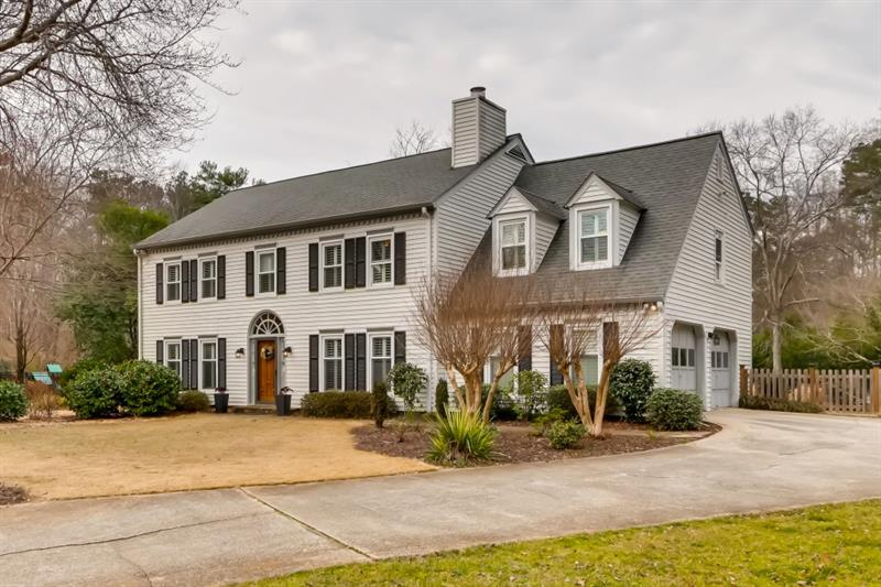 5588 Mill Gate Court, Dunwoody, GA 30338