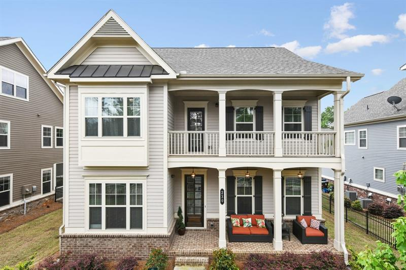 230 SADDLE Road, Alpharetta, GA 30009