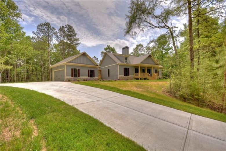 284 Town Creek Road, Talking Rock, GA 30175