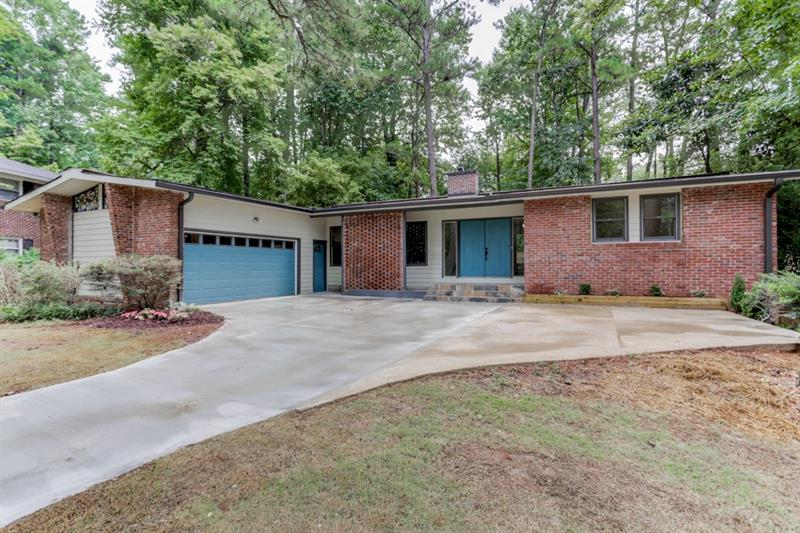 4469 Huntington Circle, Dunwoody, GA 30338