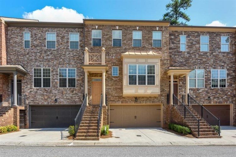 2639 WILLOW FIELD Crossing SE # 15, Marietta, GA 30067