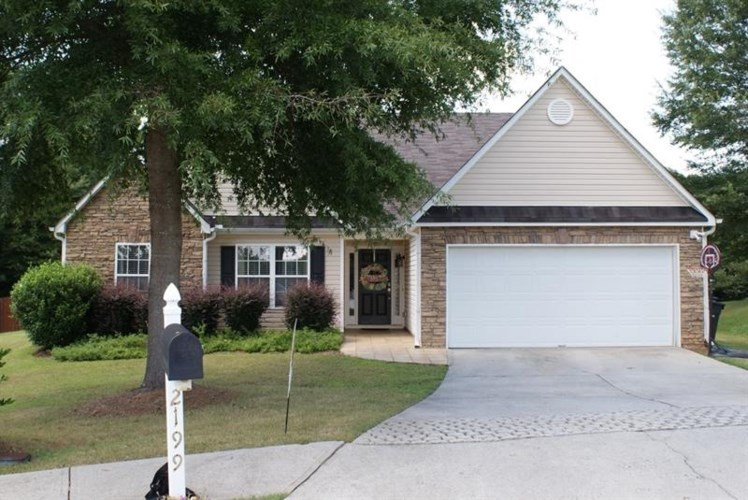 2199 SWAN LAKE Court S, Grayson, GA 30017