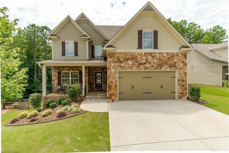 307 Fieldstone Lane, Dallas, GA 30132
