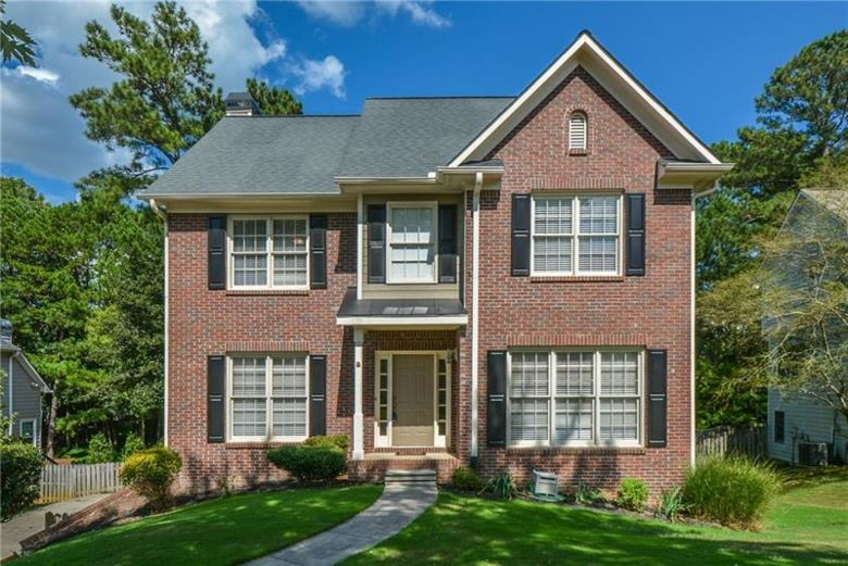 7312 Carriage Creek Road, Woodstock, GA 30189