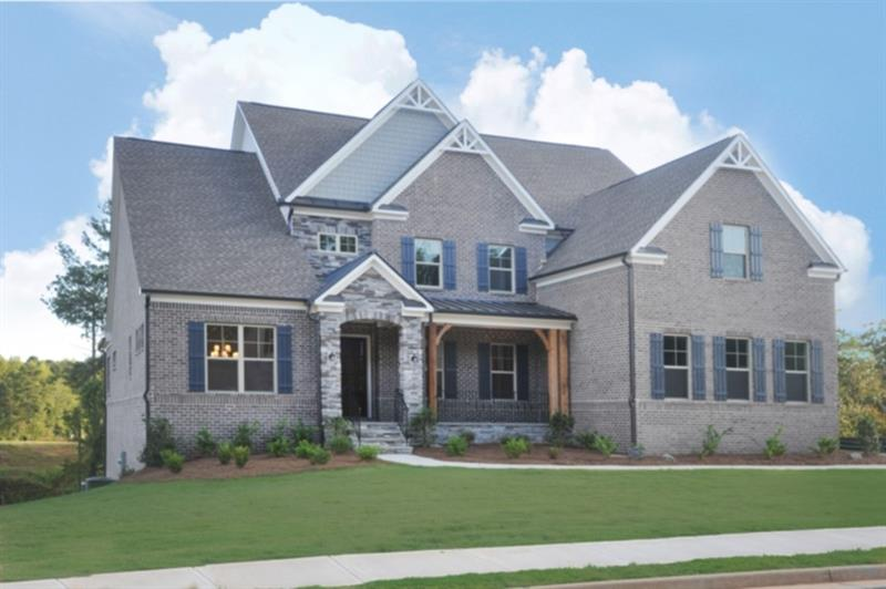 5285 Briarstone Ridge Way, Alpharetta, GA 30022