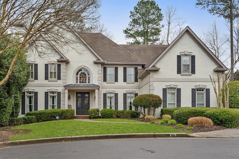 295 Steeple Point Drive, Roswell, GA 30076