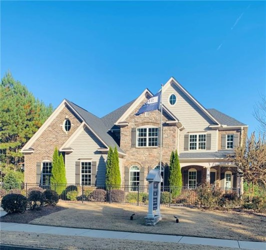 221 Harmony Lake Drive, Holly Springs, GA 30518