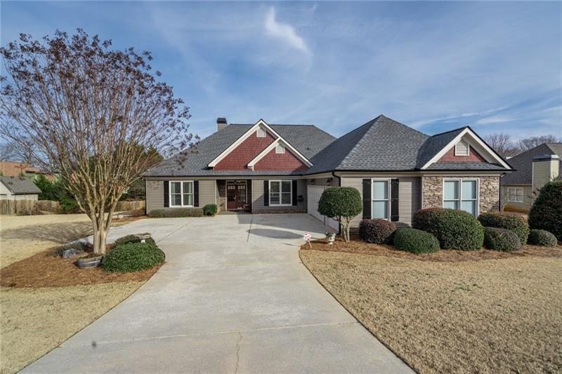 161 Sawtooth Oak Drive, Jefferson, GA 30549