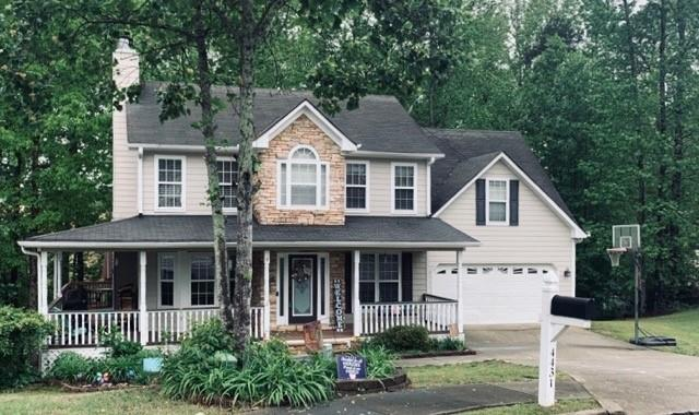 4431 Keenly Valley Drive, Buford, GA 30519