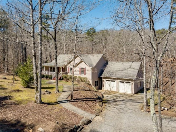 542 Peaceful Valley Drive, Cleveland, GA 30528