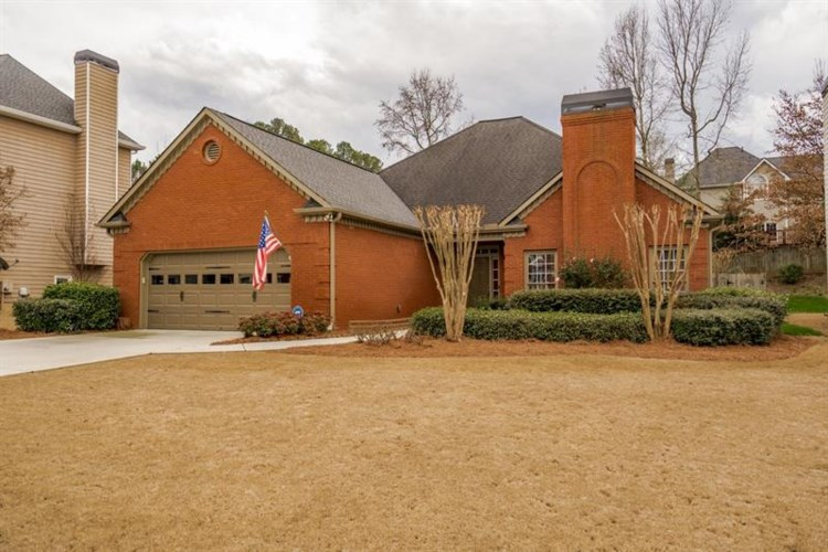 3757 Mashie Court NW, Acworth, GA 30101