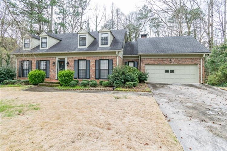 3523 Castleridge Drive, Tucker, GA 30084