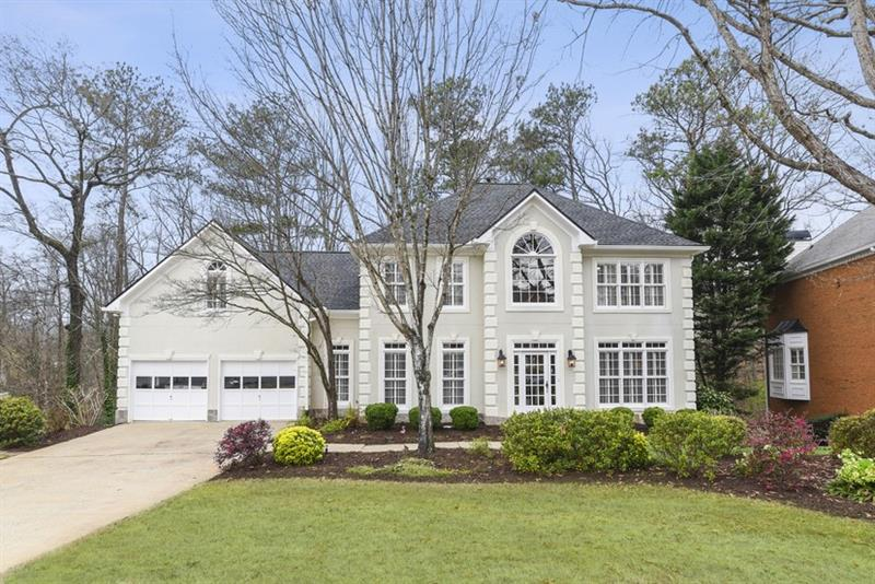 2996 Clary Hill Court, Roswell, GA 30075