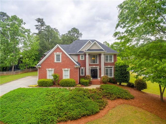 595 Woodbrook Way, Lawrenceville, GA 30043