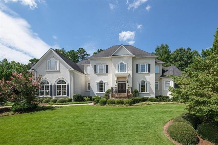 45 Club Court, Alpharetta, GA 30005