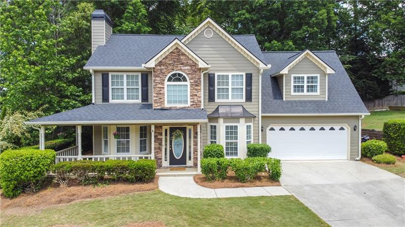 4442 Keenly Valley Drive, Buford, GA 30519