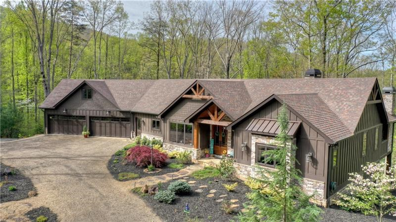 244 Wilderness Way, Ellijay, GA 30536