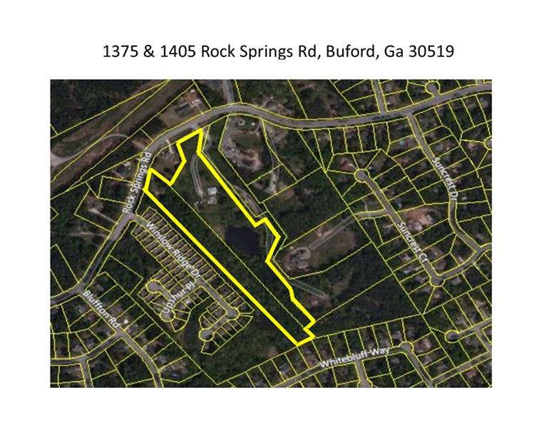 1405 Rock Springs Road, Buford, GA 30519