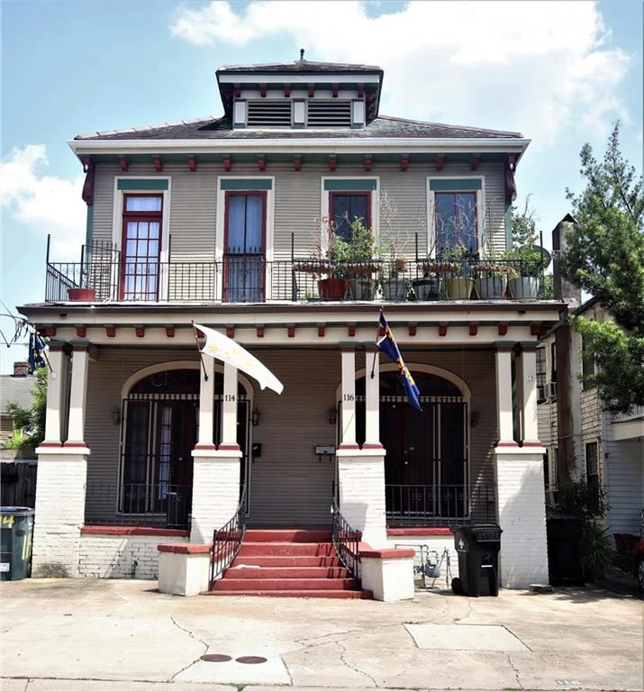 114-116 S HENNESSY Street, New Orleans, LA 70119