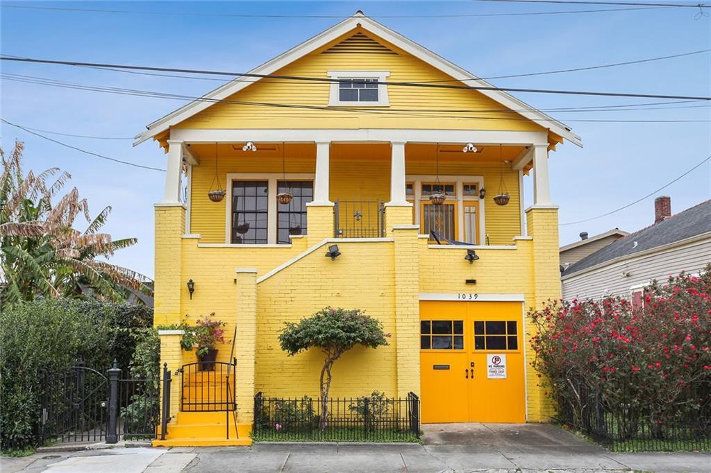 1039 LOUISA Street , New Orleans, LA 70117