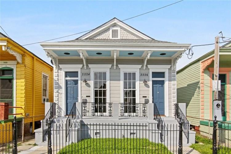 2224 FOURTH Street, New Orleans, LA 70113
