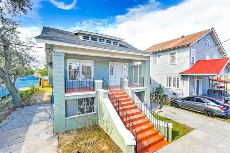 605-607 S SOLOMON Street, New Orleans, LA 70119