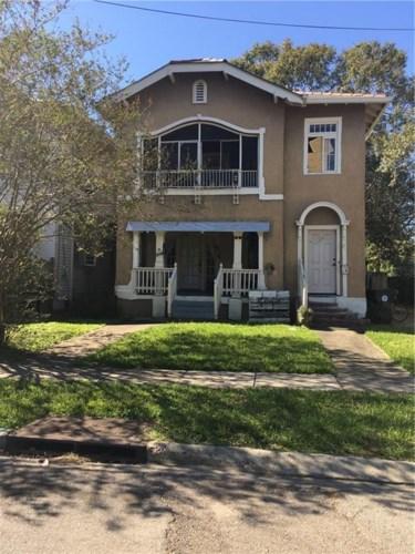 3606 UPPERLINE Street, New Orleans, LA 70125