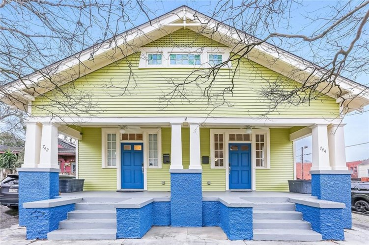 742-44 FOURTH Street, New Orleans, LA 70130