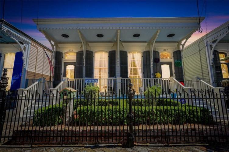 1229 HARMONY Street  #1229, New Orleans, LA 70115
